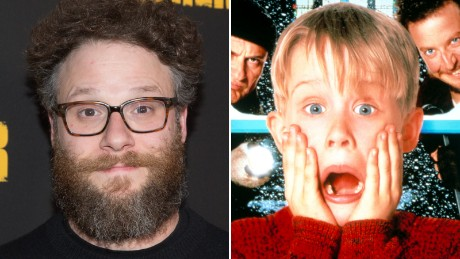 Seth Rogen S Home Alone Shock Cnn