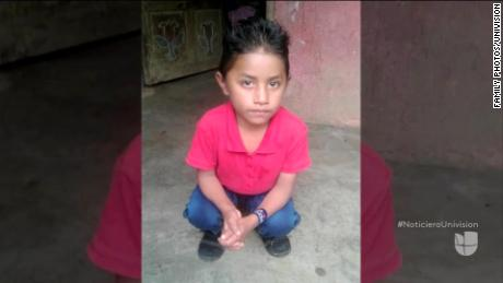 Boy, 8, who died in border patrol custody laid to rest in Guatemala, relative says