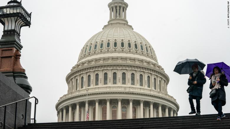 Furloughed worker: Ironic Congress gets paid