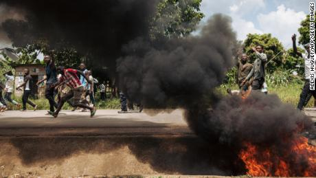 Yet another delay in Congo election casts doubt on handover of power