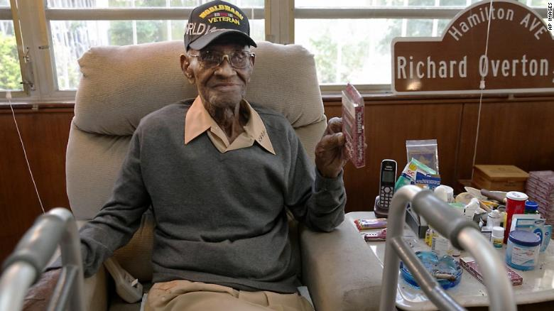 richard overton america s oldest world war ii veteran and the