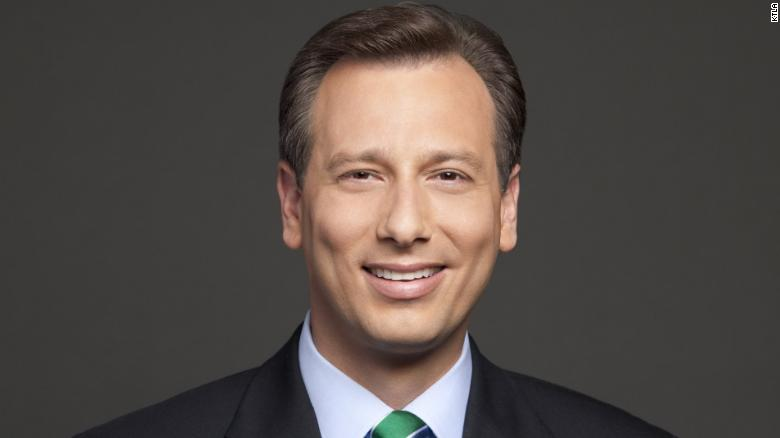 IMG CHRIS BURROUS, Los Angeles News Reporter and Anchor