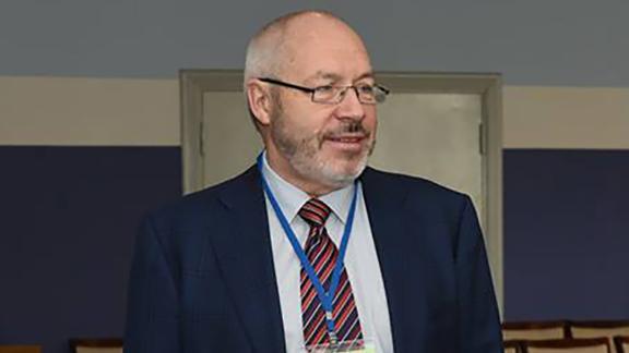 Former Russian intelligence officer Victor Boyarkin