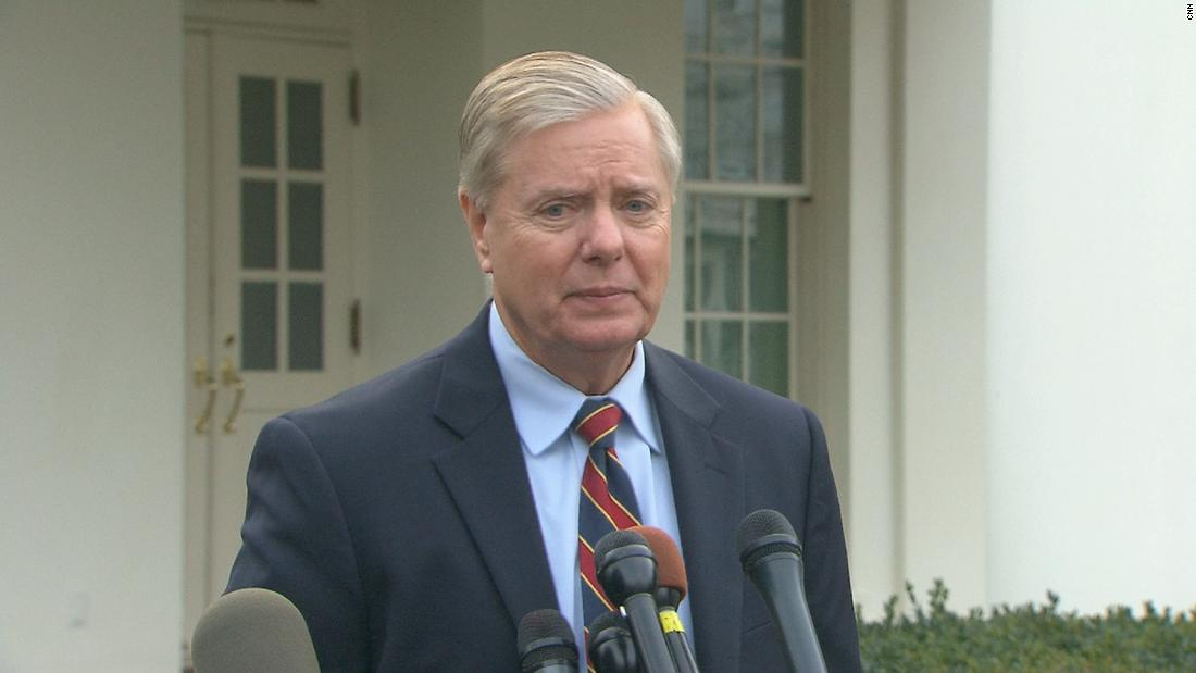Graham: Trump still wants to leave Syria, but will reevaluate plan to attack ISIS