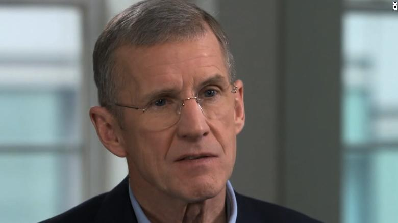 retired gen stanley mcchrystal hits trump as immoral dishonest