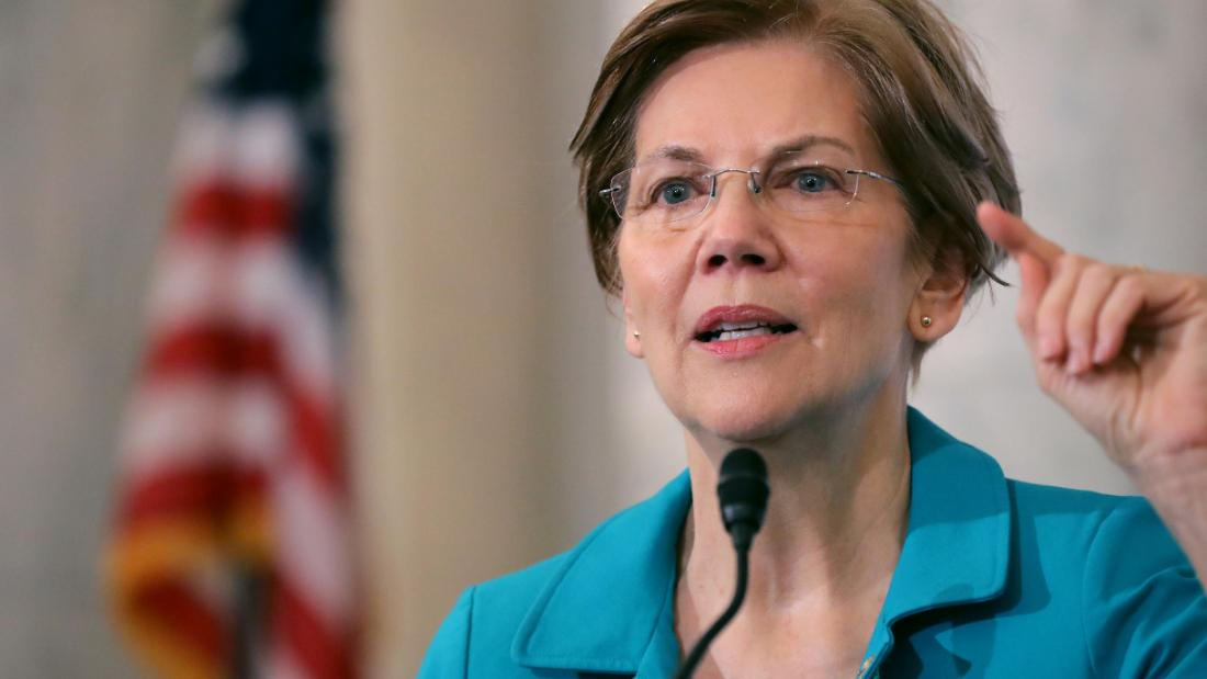 Elizabeth Warren announces visit to migrant facility hours ahead of first debate