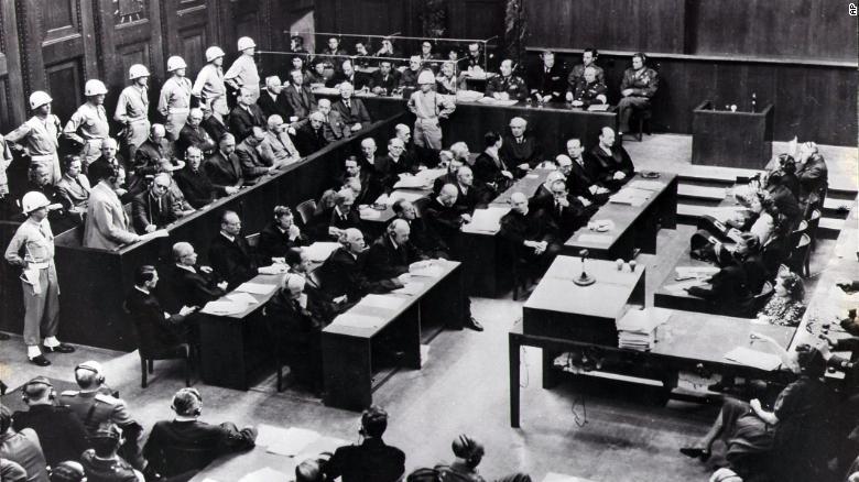 The Nuremberg Trials began November 20, 1945, in Germany.
