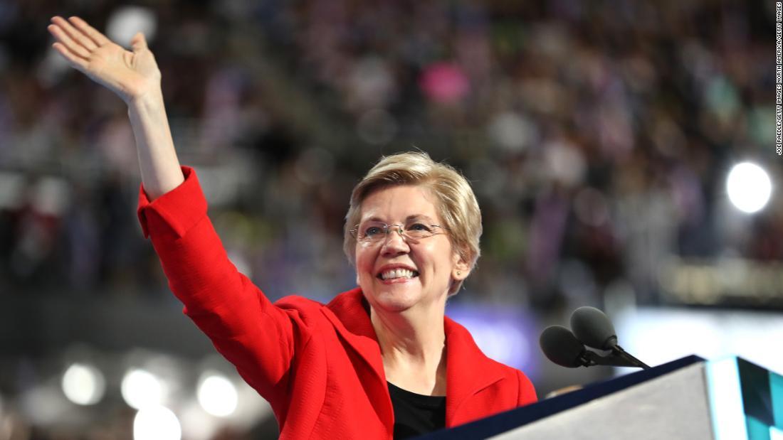 Elizabeth Warren kicks off presidential bid with challenge to super wealthy — and other Democrats