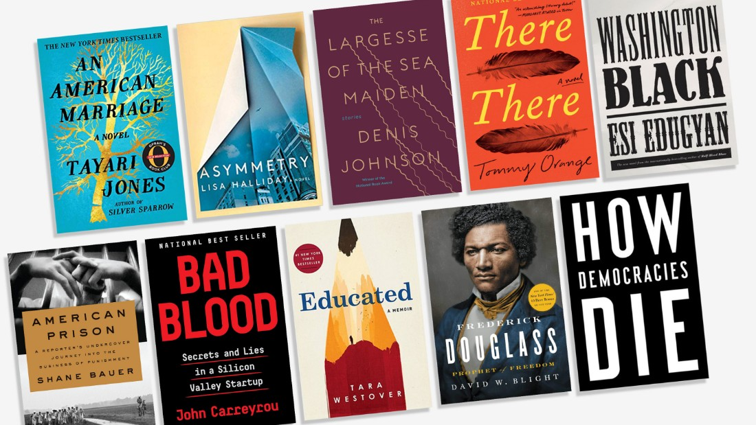 Best books 2018: What to read in the new year - CNN