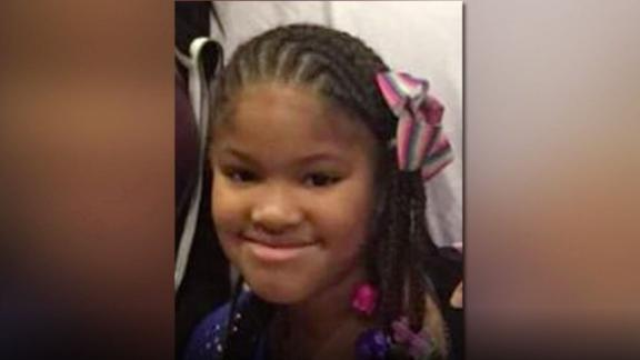 Jazmine Barnes was a second-grader at Monahan Elementary School in Houston.