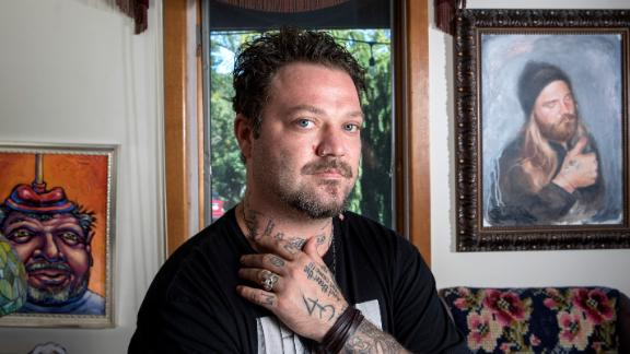 Bam Margera has been open about his battle with alcohol.