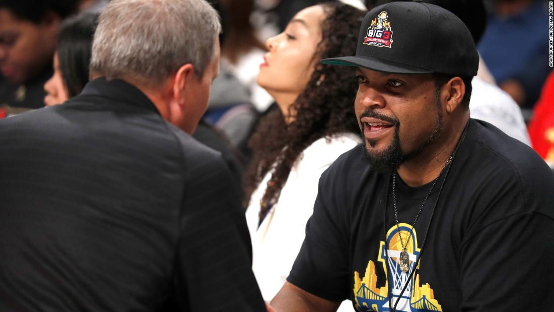 June 15 with be a good day for actor/rapper Ice Cube.
