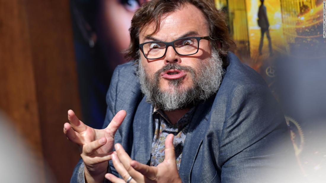 We are guessing that Jack Black will be tenacious about celebrating his date of birth on August 28.