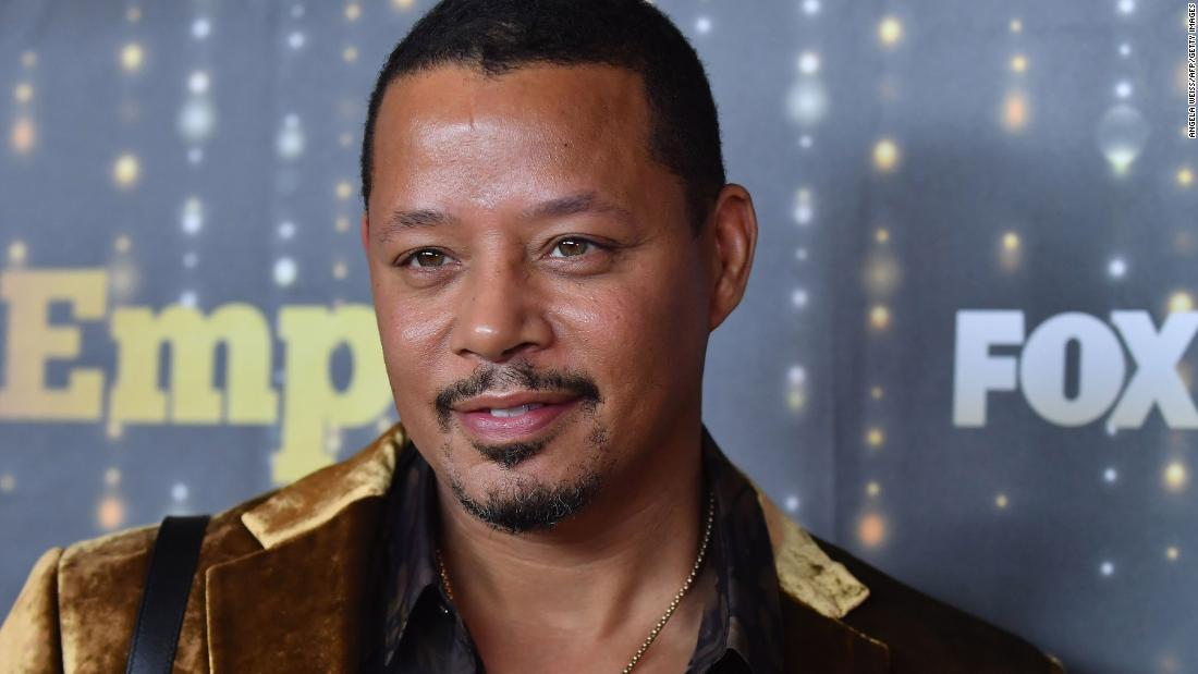 """Empire"" star Terrence Howard also dabbles in music so he can sing himself ""Happy Birthday"" on March 11."