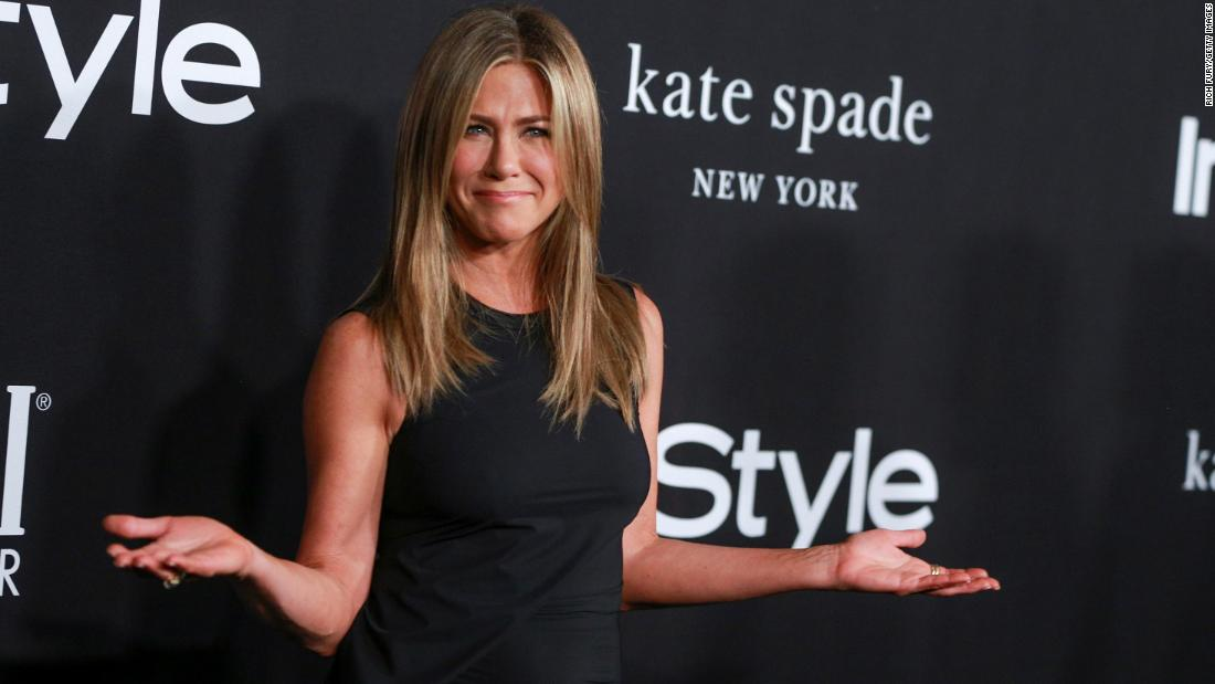"Jennifer Aniston can get her ""Friends"" together to celebrate her on February 11."
