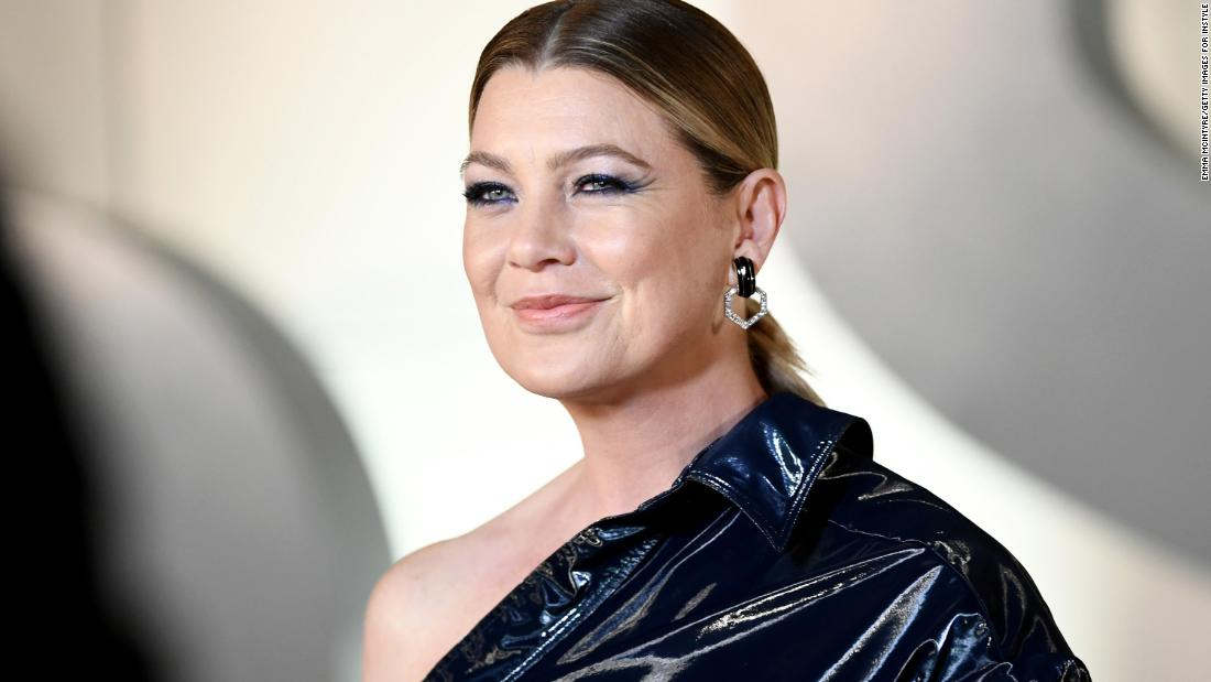 """Grey's Anatomy"" star Ellen Pompeo has her special day on November 10,"