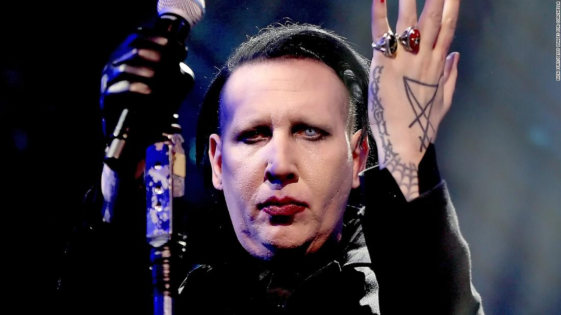 Shock rocker Marilyn Manson turned 50 on January 5.