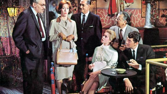 """Burnett made her film debut in 1963's """"Who's Been Sleeping in My Bed?"""""""
