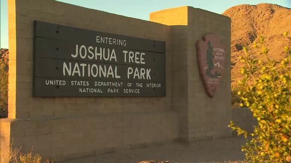 The study was originally designed for monitoring changes across Joshua Tree National Park.