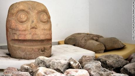 The first known temple to Flayed Lord, or Xipe Tótec, has been uncovered by archeologists in central Mexico.