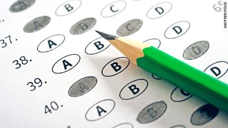 Florida girl had her SAT result flagged  She says she didn't