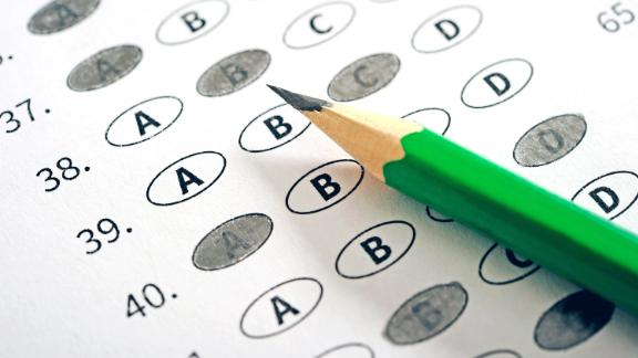Standardized tests like the SAT are key for college admission.