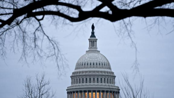 The U.S. Capitol stands in Washington, D.C., U.S., on Wednesday, Jan. 2, 2019. Congress returns to Washington Thursday with a new Democratic House majority gaining leverage over President Donald Trump, and the partial government shutdown first on the list of problems to solve. Photographer: Andrew Harrer/Bloomberg via Getty Images