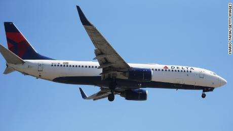 Delta flight returns to LAX due to a medical emergency