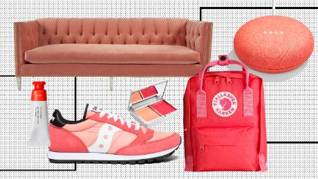 Pantone S Color Of The Year 2019 Meet Living Coral Pantone S