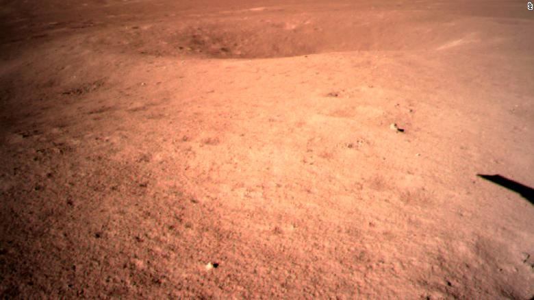 China lunar rover successfully touches down on far side of the moon, state media announces