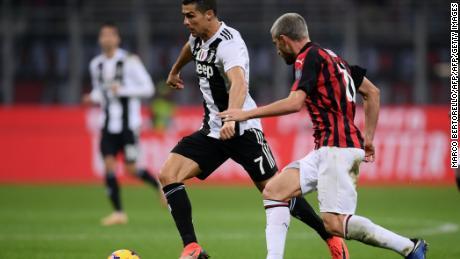 ea2184ce9 Italian Super Cup: Matteo Salvini criticizes Saudi Arabia match - CNN