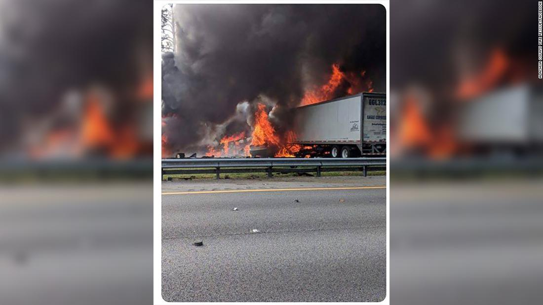 5 of the 7 killed in a Florida crash were kids headed to Disney World