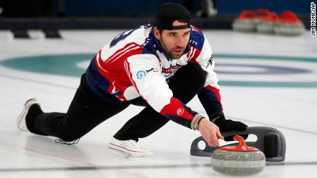 Former NFL star defensive end Jared Allen and three other former NFL players who have never curled before will attempt to qualify for the US championships against curlers who have been throwing stones for most of their lives.