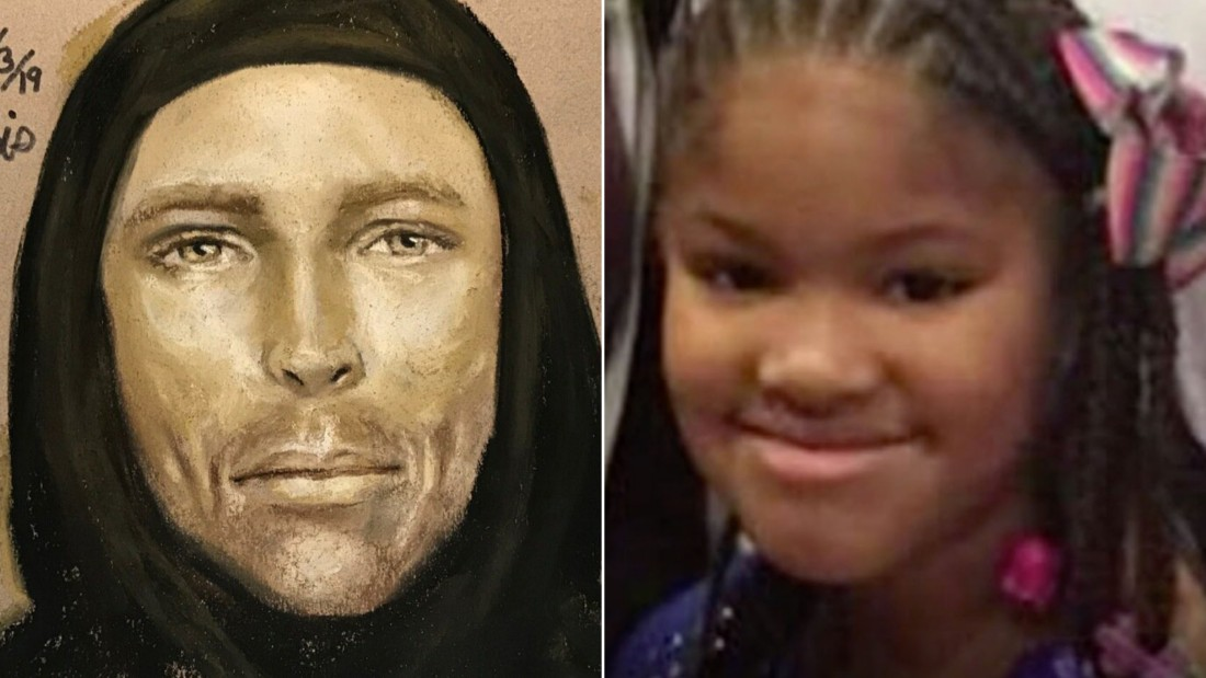 Jazmine Barnes shooting: This sketch could lead to the driver who