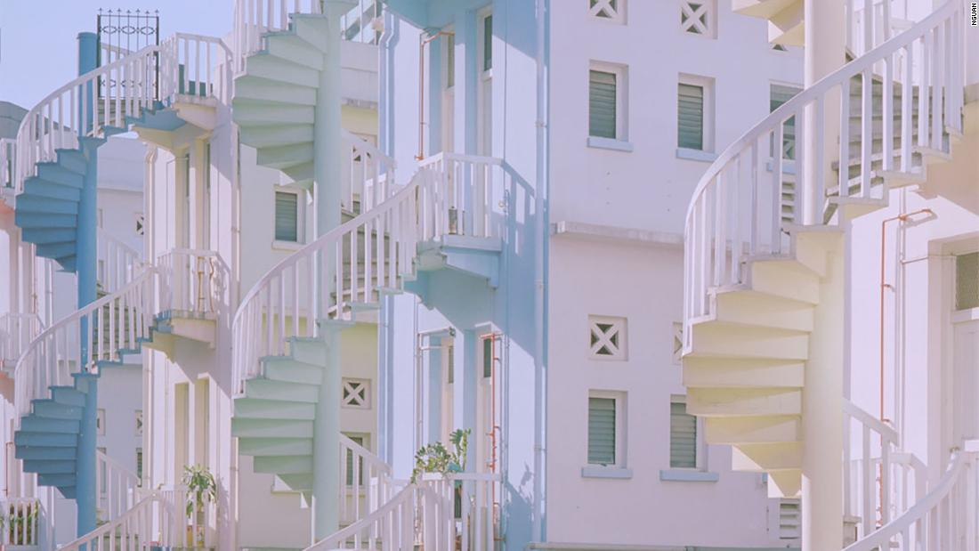 Surreal photos of 'fairy tale' Singapore