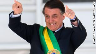 Why Brazil's Jair Bolsonaro has environmentalists worried for the Amazon