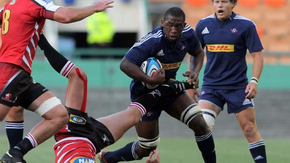 Kolisi made his first appearance for South African Super Rugby franchise the Stormers in 2012.
