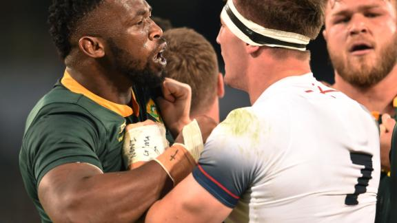 The Springboks were victorious that day and went on to win the series 2-1.