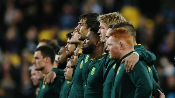 Last year, he captained the Springboks to their first victory in New Zealand since 2009.