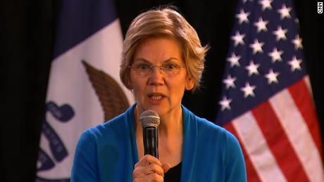 Warren: I'm in this fight because I'm grateful