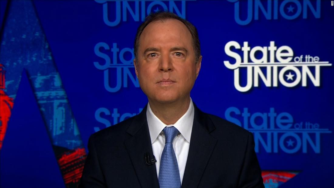 Schiff reacts to Pentagon chief's resignation
