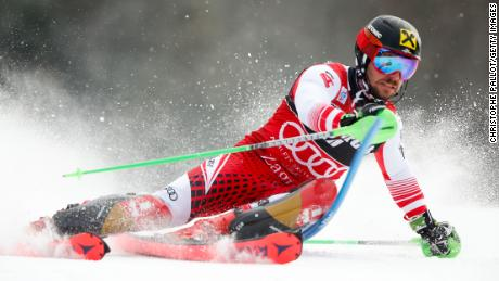 Marcel Hirscher is arguably the best men's ski racer in history.