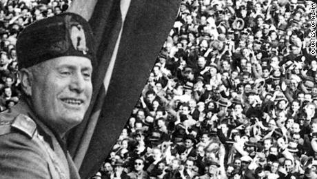 Benito Mussolini withdrew Rome's bid for the 1940 Games.