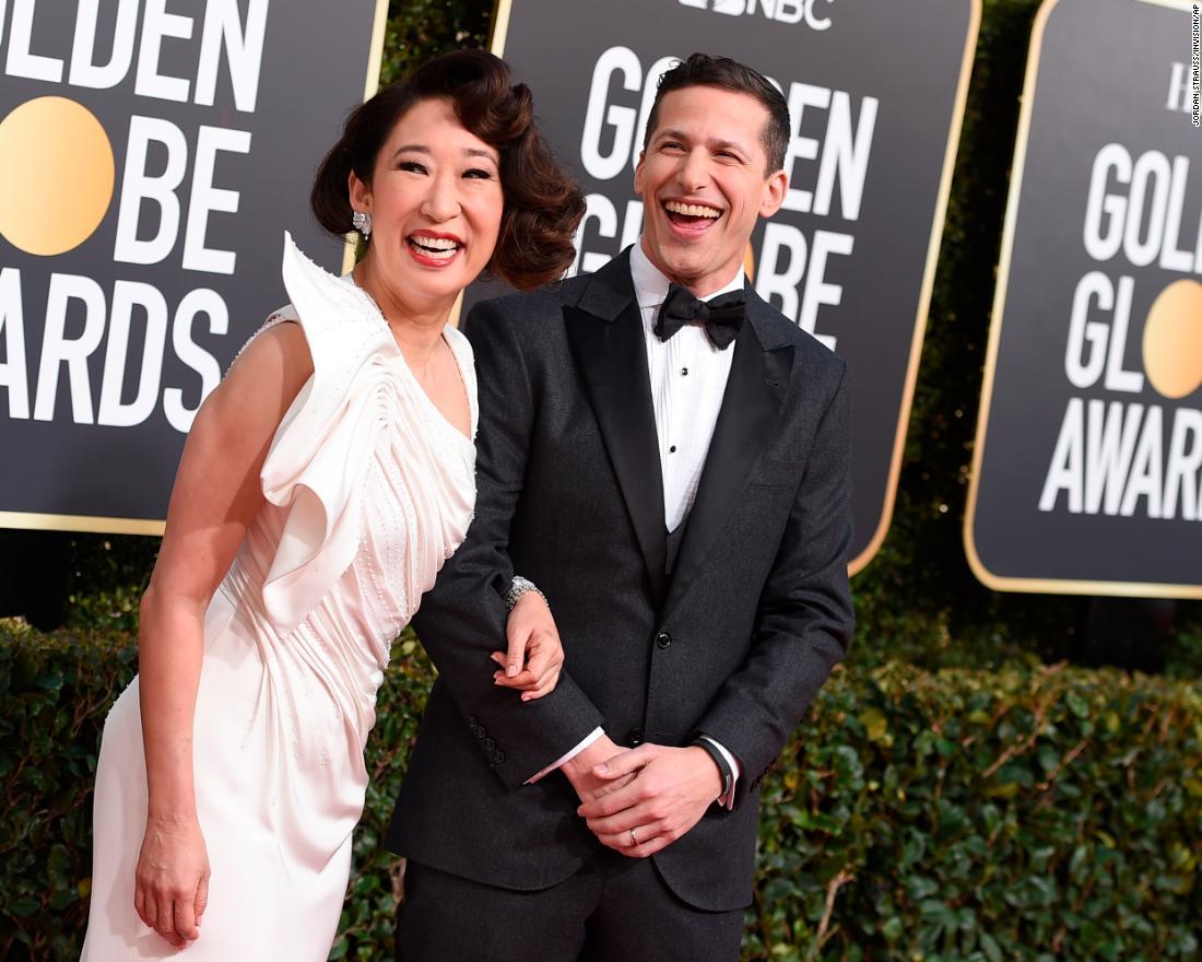 Golden Globes puts spotlight on winners, not politics, in night of surprises