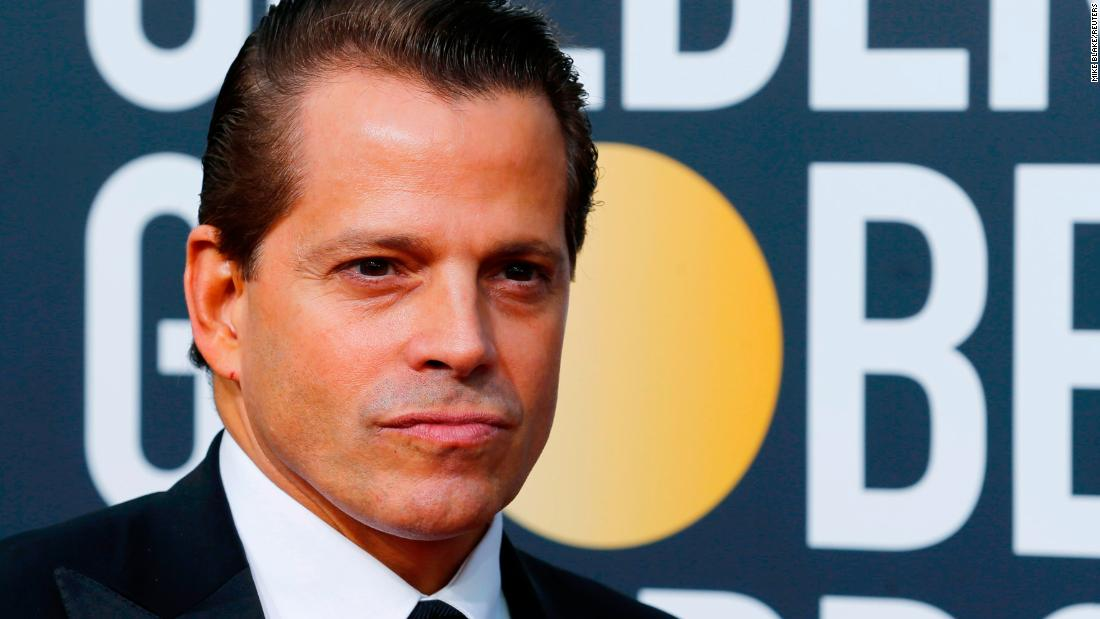 Anthony Scaramucci says Trump's McCain attacks are 'stupid'
