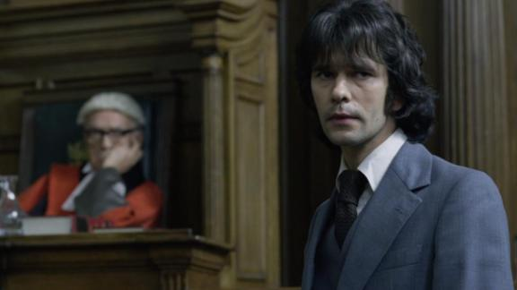 "Best supporting actor in a series, miniseries or television film: Ben Whishaw, ""A Very English Scandal"""