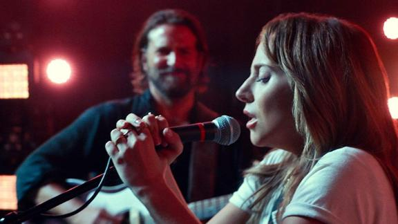 "Best original song: ""Shallow"" by Lady Gaga and Bradley Cooper (""A Star Is Born"")"