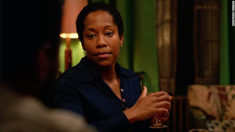 "Best supporting actress in a motion picture: Regina King, ""If Beale Street Could Talk"""