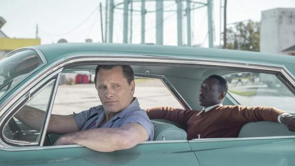 "Best picture: ""Green Book"""