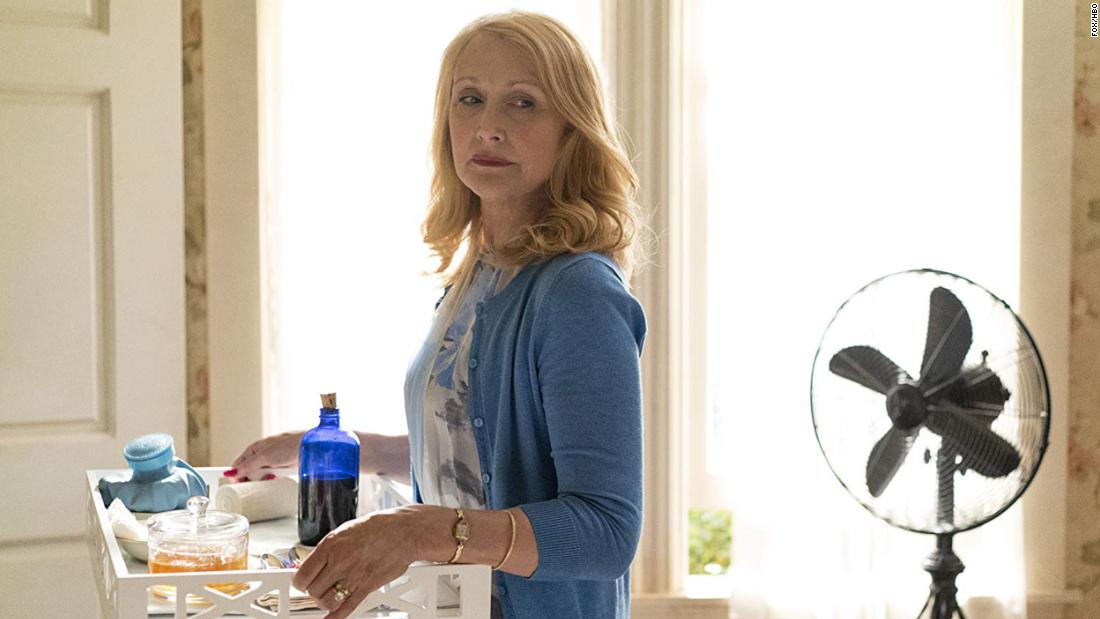 "<strong>Best supporting actress in a series, miniseries or television film:</strong> Patricia Clarkson, ""Sharp Objects"""